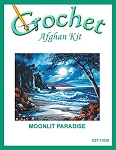 Moonlit Paradise Crochet Afghan Kit